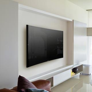 Sony Bravia S90 Curved 4K TV - Obrázkek zdarma pro 128x128