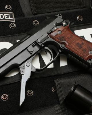 Beretta 93R - Obrázkek zdarma pro 640x1136