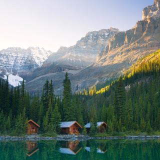 Canada National Park - Obrázkek zdarma pro iPad Air