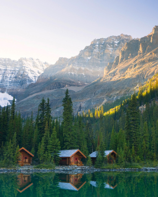 Canada National Park - Obrázkek zdarma pro 128x160