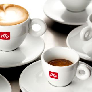Illy Coffee Espresso - Obrázkek zdarma pro iPad 2