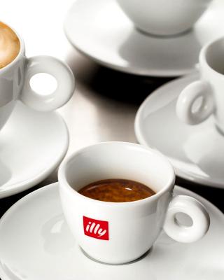 Illy Coffee Espresso - Obrázkek zdarma pro iPhone 6 Plus