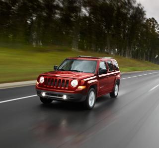 Jeep Patriot - Obrázkek zdarma pro 1024x1024