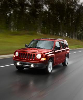 Jeep Patriot - Obrázkek zdarma pro 480x640