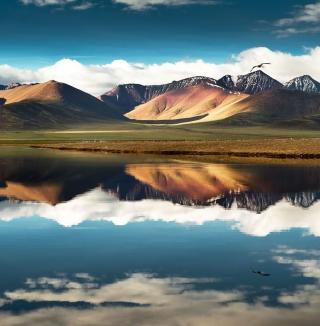 Mountain - Obrázkek zdarma pro 208x208