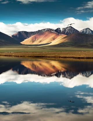 Mountain - Obrázkek zdarma pro 480x640
