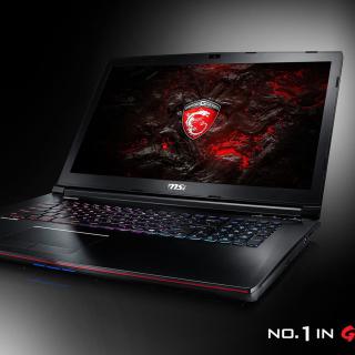 MSI Laptop - Obrázkek zdarma pro 208x208