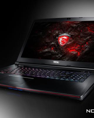 MSI Laptop - Obrázkek zdarma pro 480x800