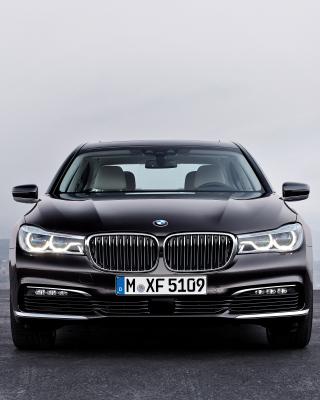 BMW 750Li - Obrázkek zdarma pro 640x1136