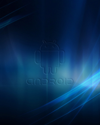 Android Robot - Obrázkek zdarma pro 1080x1920