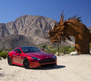 Aston Martin In China - Obrázkek zdarma pro iPad