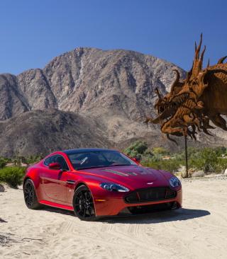 Aston Martin In China - Obrázkek zdarma pro 132x176