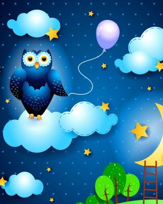 Night Owl - Obrázkek zdarma pro Nokia C1-01