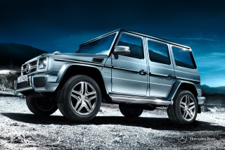 Mercedes Benz G class Wallpaper for Android, iPhone and iPad
