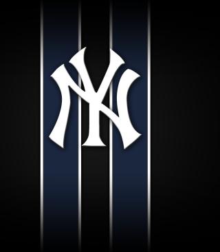 New York Yankees - Obrázkek zdarma pro Nokia X1-01