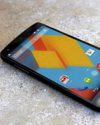 Google Nexus 5 Android 4 4 Kitkat - Obrázkek zdarma pro Nokia 5233
