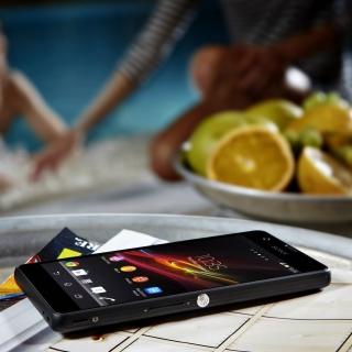 Sony Xperia ZR - Obrázkek zdarma pro 1024x1024
