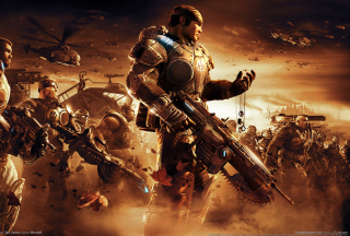 Gears Of War 2 Picture for Android, iPhone and iPad