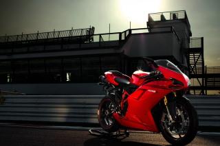 Bike Ducati 1198 - Obrázkek zdarma pro Desktop Netbook 1366x768 HD