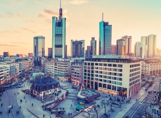 City in Germany Wallpaper for Android, iPhone and iPad