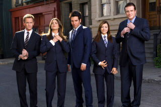 How I Met Your Mother Actors Wallpaper for Android, iPhone and iPad