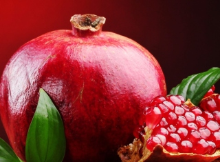 Pomegranate Background for Android, iPhone and iPad