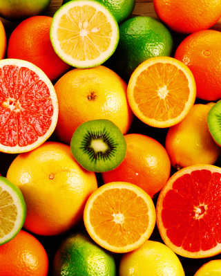 Fruits - Obrázkek zdarma pro Nokia C2-03