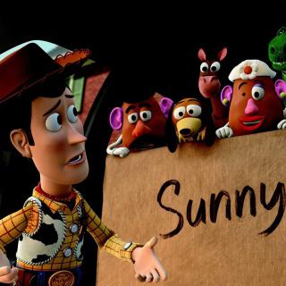 Toy Story 3 - Obrázkek zdarma pro iPad Air