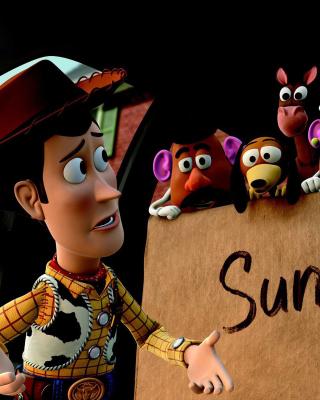 Toy Story 3 - Obrázkek zdarma pro Nokia Asha 303