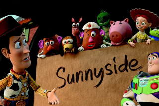 Toy Story 3 - Obrázkek zdarma pro Widescreen Desktop PC 1920x1080 Full HD