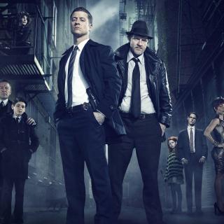Gotham TV Series 2014 - Obrázkek zdarma pro iPad