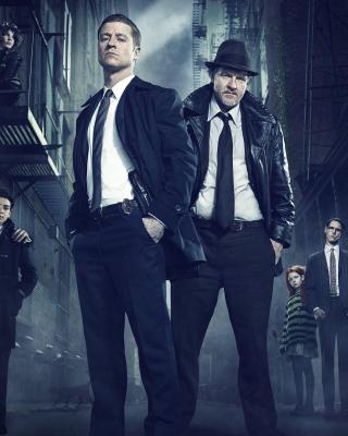 Gotham TV Series 2014 - Obrázkek zdarma pro Nokia C-Series