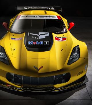 Corvette - Obrázkek zdarma pro 240x400