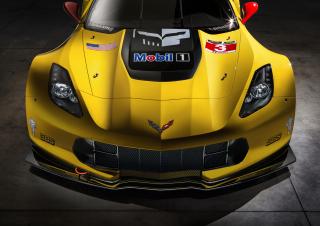 Corvette - Obrázkek zdarma pro Android 720x1280