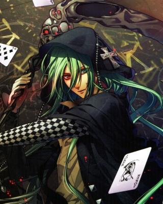 Amnesia Mai Hanamura - Obrázkek zdarma pro 360x640