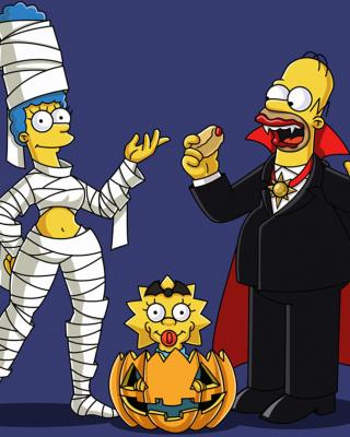 The Simpsons - Obrázkek zdarma pro 640x1136
