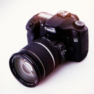 Canon EOS 40D Digital SLR Camera - Obrázkek zdarma pro iPad 3