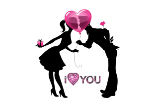 I Love You Wallpaper for Android, iPhone and iPad