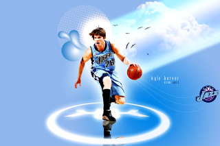 Free Utah Jazz, Player Kyle Korver Picture for Android, iPhone and iPad