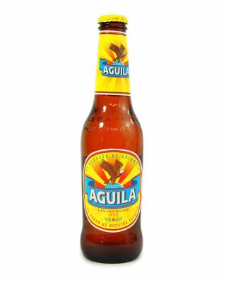Cerveza Aguila - Obrázkek zdarma pro 360x640