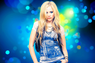 Avril Lavigne Picture for Android, iPhone and iPad