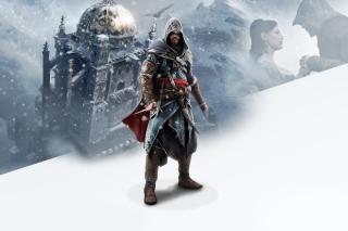 Ezio Assassins Creed Revelations - Obrázkek zdarma pro Samsung I9080 Galaxy Grand