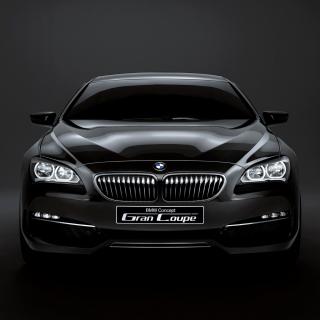 BMW Concept Gran Coupe - Obrázkek zdarma pro 208x208