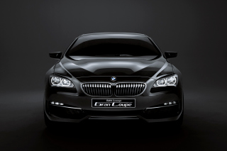 BMW Concept Gran Coupe - Obrázkek zdarma pro Samsung Galaxy S4