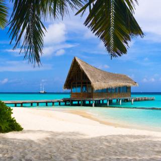 Bahamas Grand Lucayan Resort - Obrázkek zdarma pro iPad Air