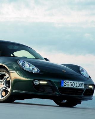 Porsche Cayman - Obrázkek zdarma pro iPhone 6 Plus