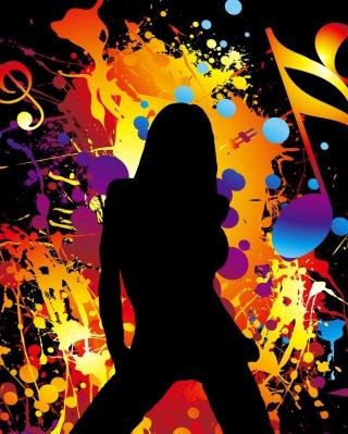 Dance - Obrázkek zdarma pro Nokia Asha 300