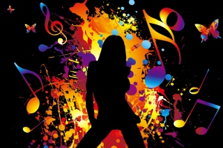 Dance Background for Android, iPhone and iPad