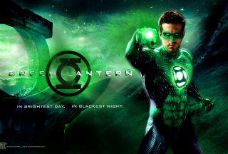 Green Lantern - DC Comics Background for Android, iPhone and iPad