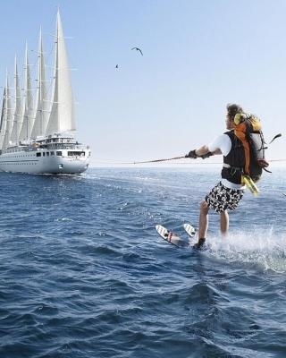 Surfing - Obrázkek zdarma pro Nokia Asha 203